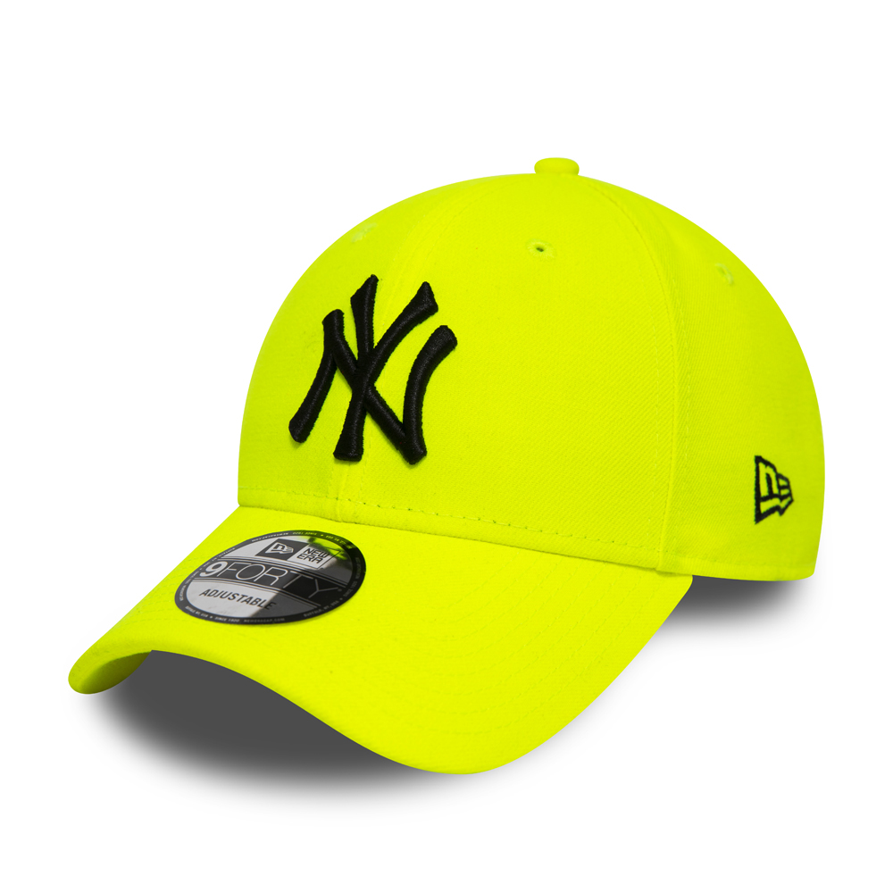 New York Yankees Neon Yellow 9FORTY Cap