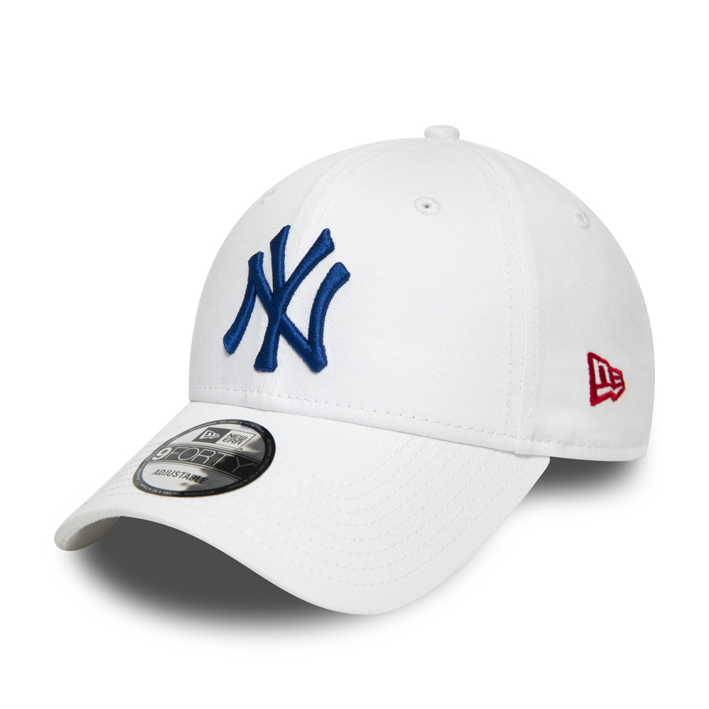New York Yankees Essential White 9FORTY Cap