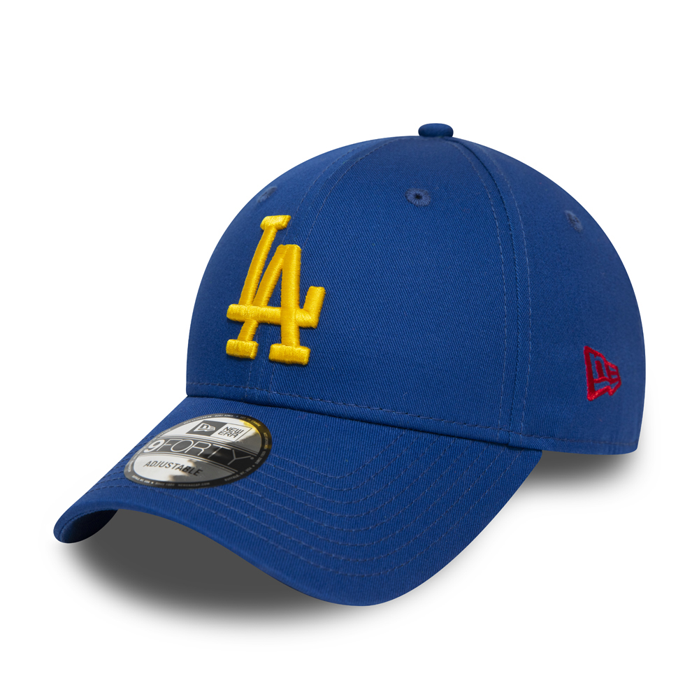 Los Angeles Dodgers Essential Blue 9FORTY Cap