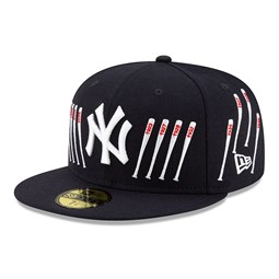 New York Yankees X Spike Lee Championship Bat 59FIFTY