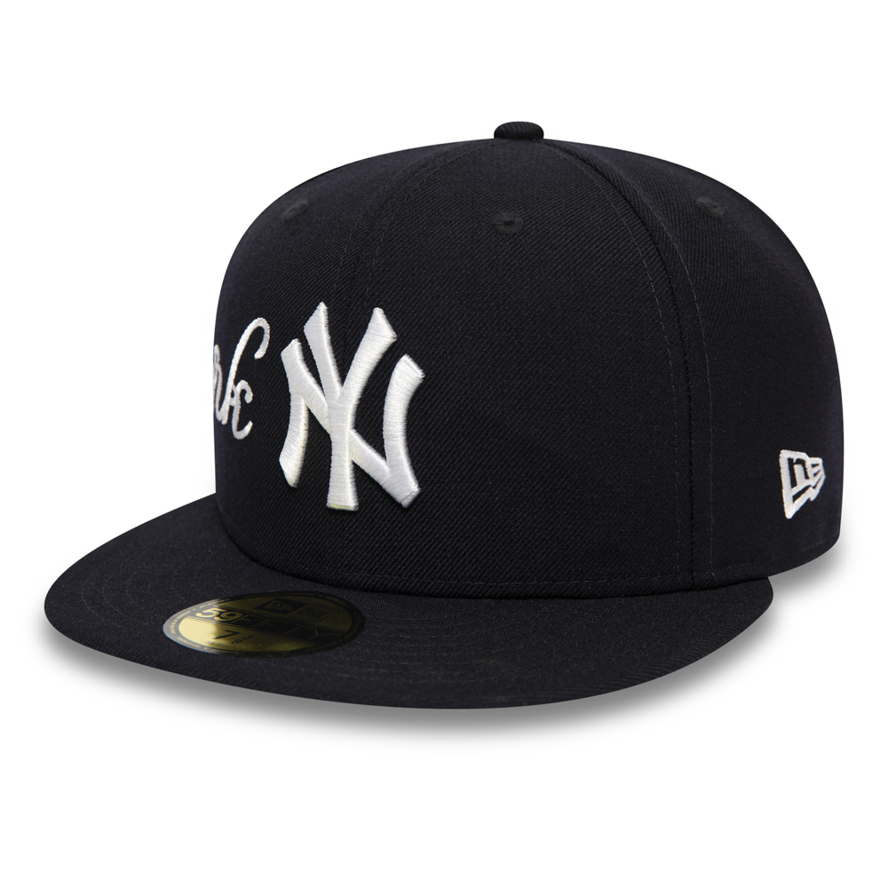 New York Yankees Pizza Chef Navy 59FIFTY Cap