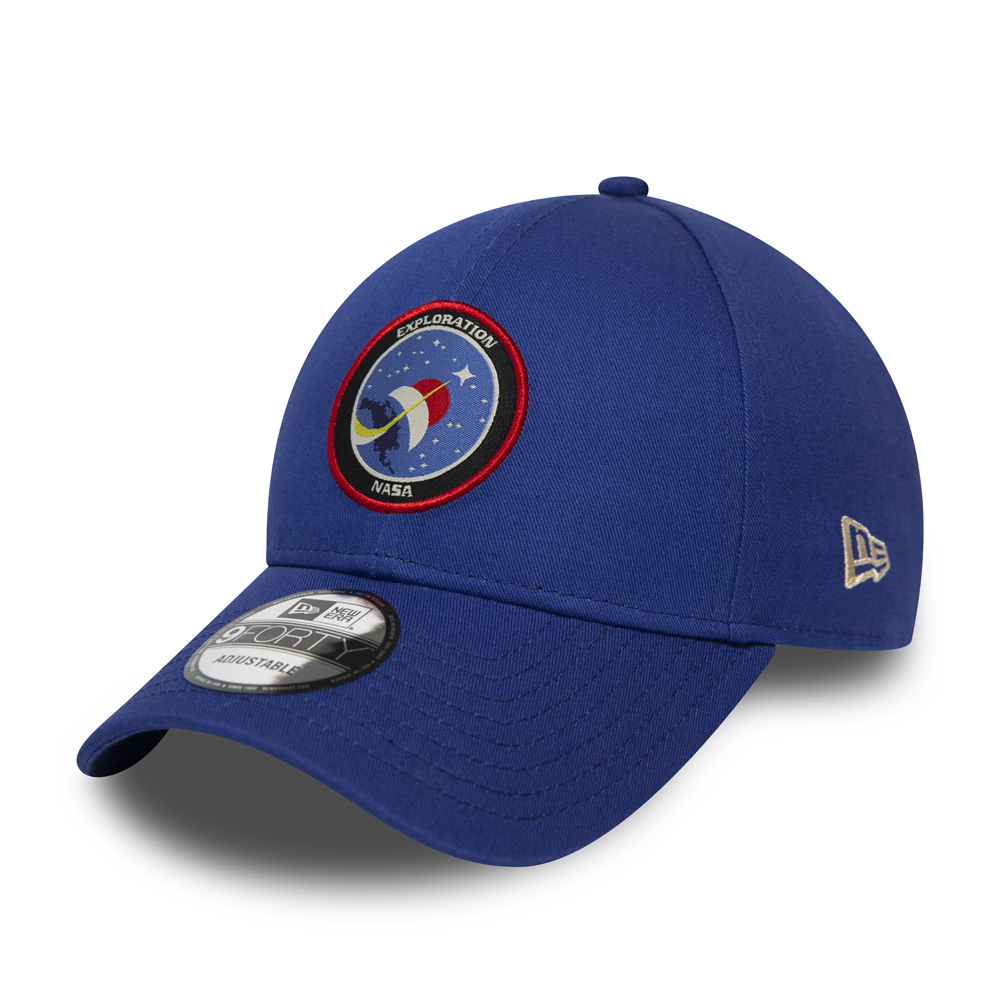 New Era x International Space Archives Blue 9FORTY