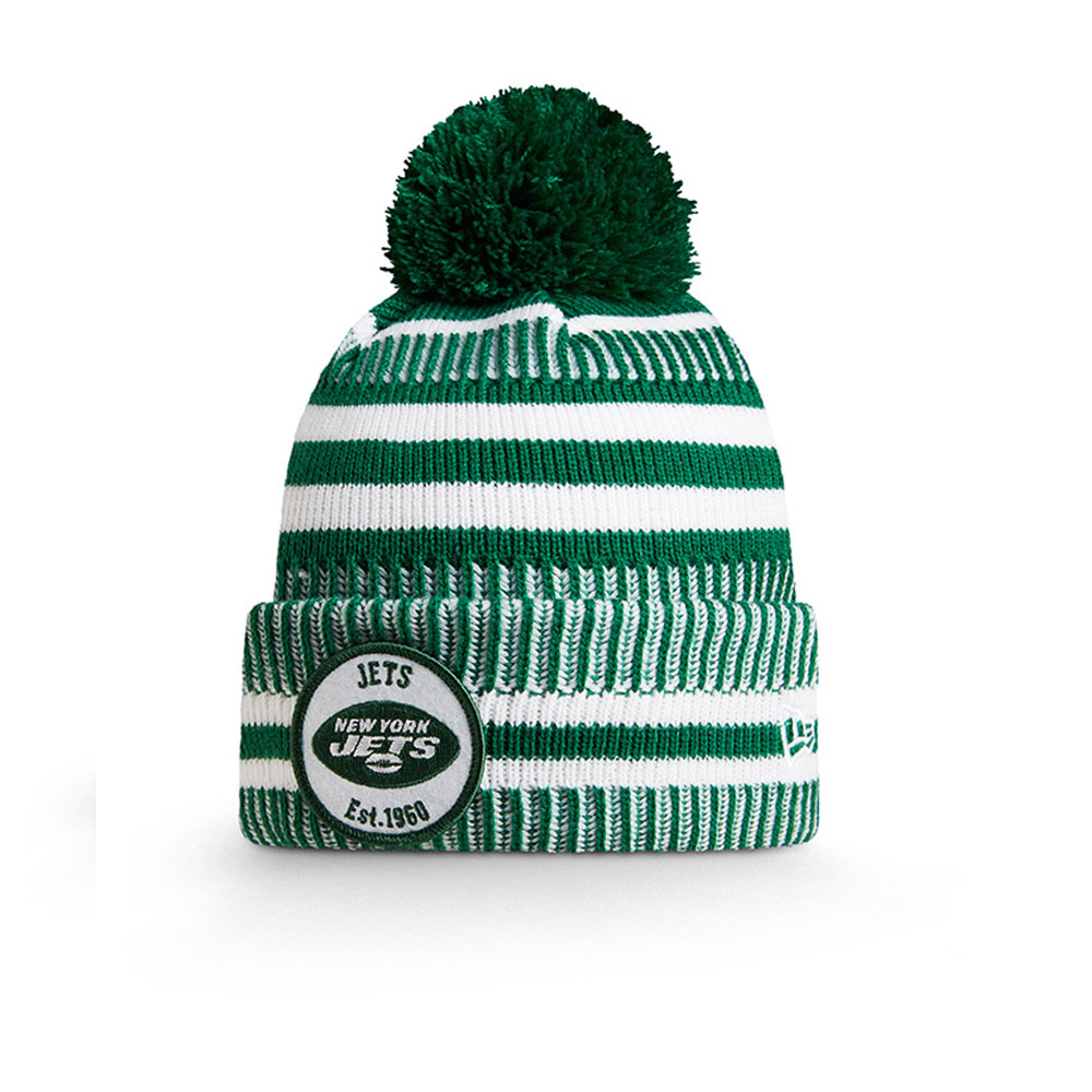 New York Jets On Field Home Knit