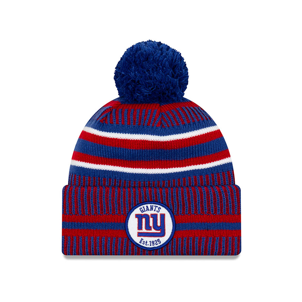 New York Giants On Field Home Knit
