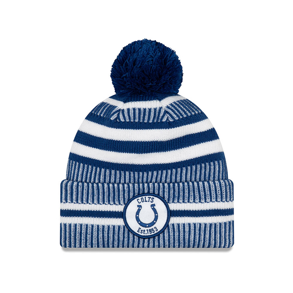 Indianapolis Colts On Field Home Knit