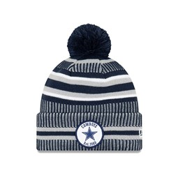 Dallas Cowboys On Field Home Knit
