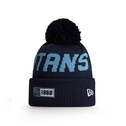 Tennessee Titans Blue On Field Knit