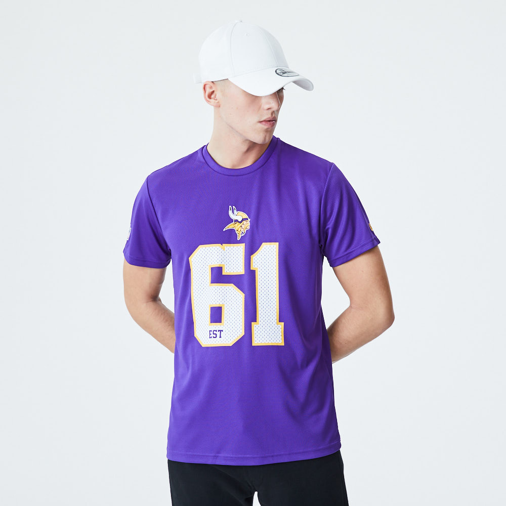 Minnesota Vikings Purple Tee