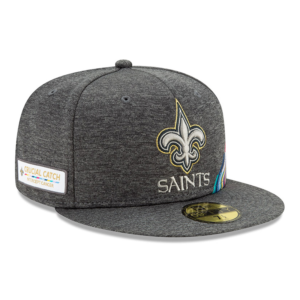 New Era 59Fifty Fitted Cap Crucial Catch New Orleans Saints