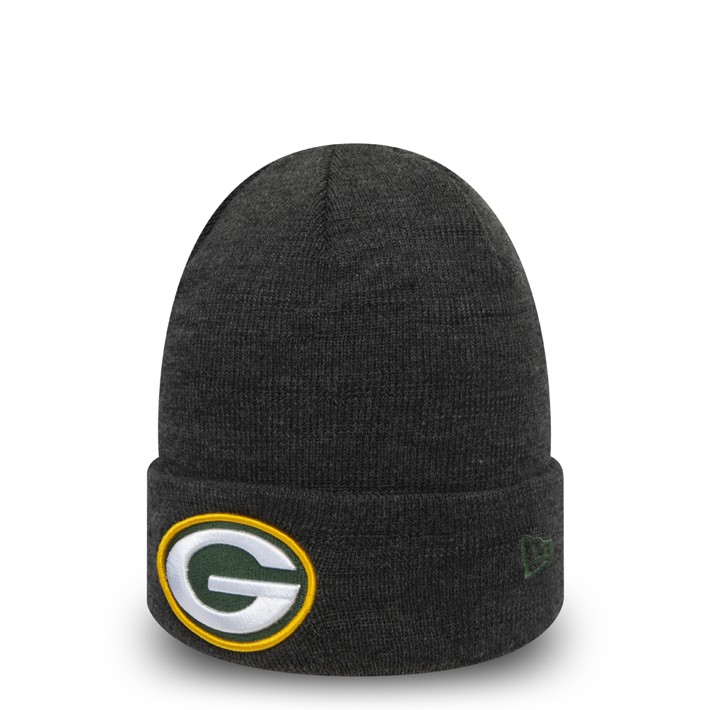 Green Bay Packers Kids Essential Grey Knit