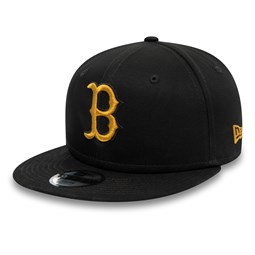 Boston Red Sox Kids Essential Black 9FIFTY Cap