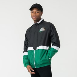 Boston Celtics Colour Block Track Jacket