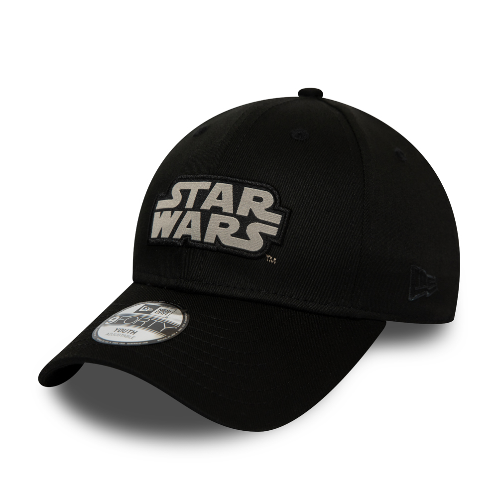 Star Wars Title Kids Black 9FORTY Cap