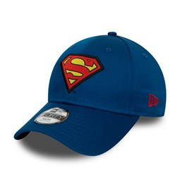 Superman Character Kids Blue 9FORTY Cap