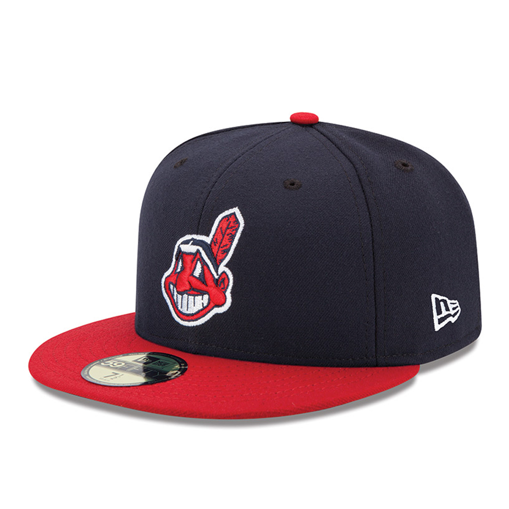 Cleveland Indians Authentic On-Field Home 59FIFTY