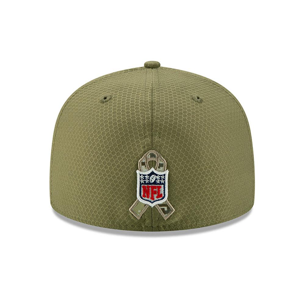 Salute to Service Minnesota Vikings New Era 59Fifty Cap