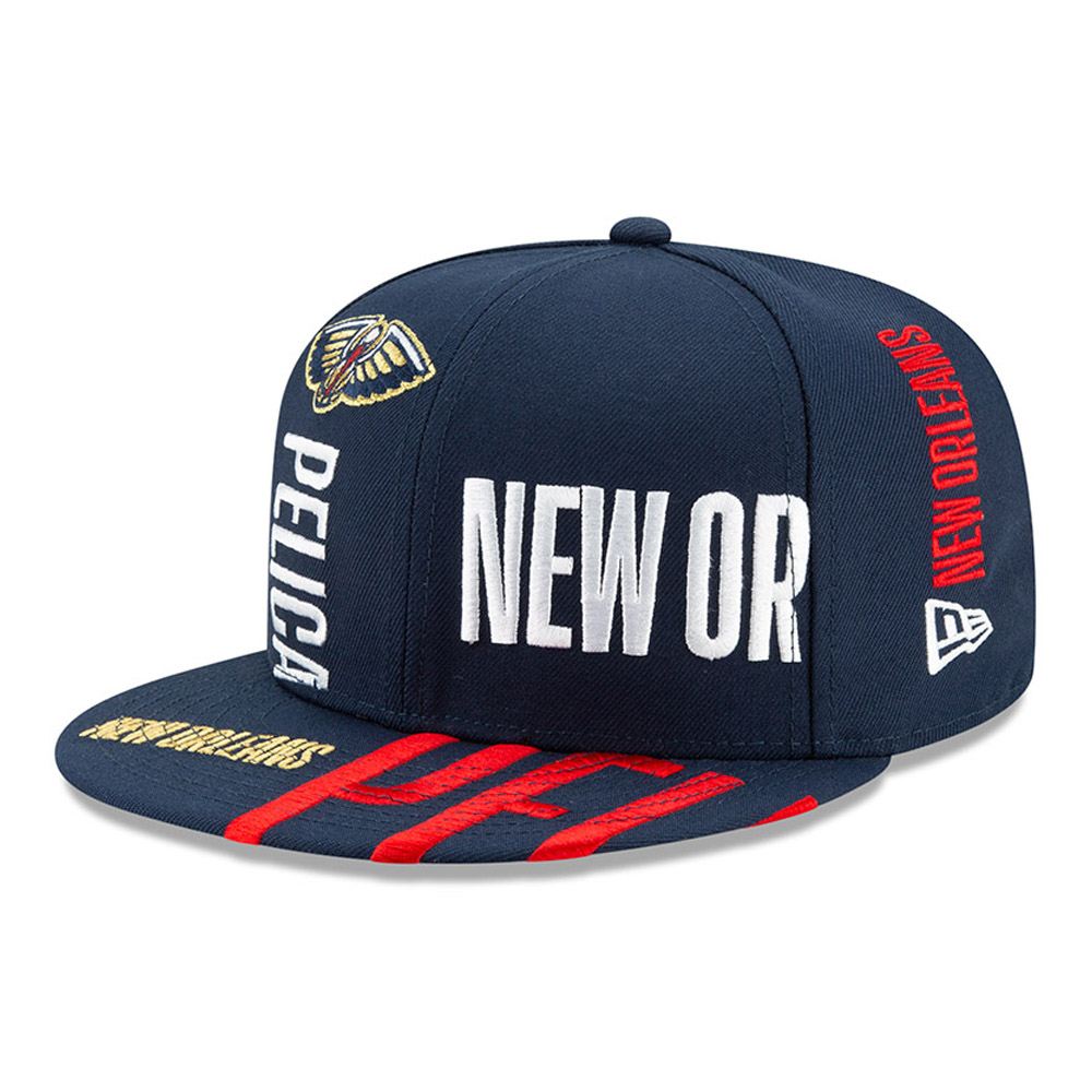 New Orleans Pelicans Tip Off Blue 59FIFTY Cap