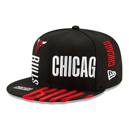 Chicago Bulls Tip Off Red 59FIFTY Cap