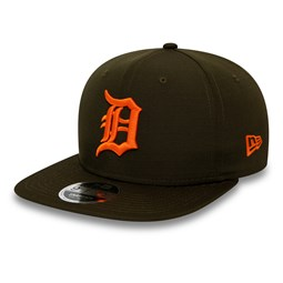 Detroit Tigers Utility Olive 9FIFTY Cap