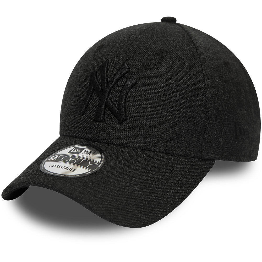 New York Yankees Winterised League Black 9FORTY Cap