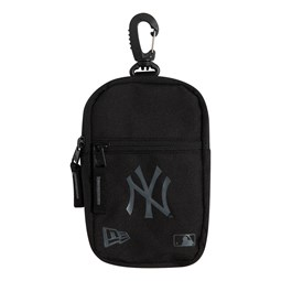 New York Yankees All Black Mini Pouch
