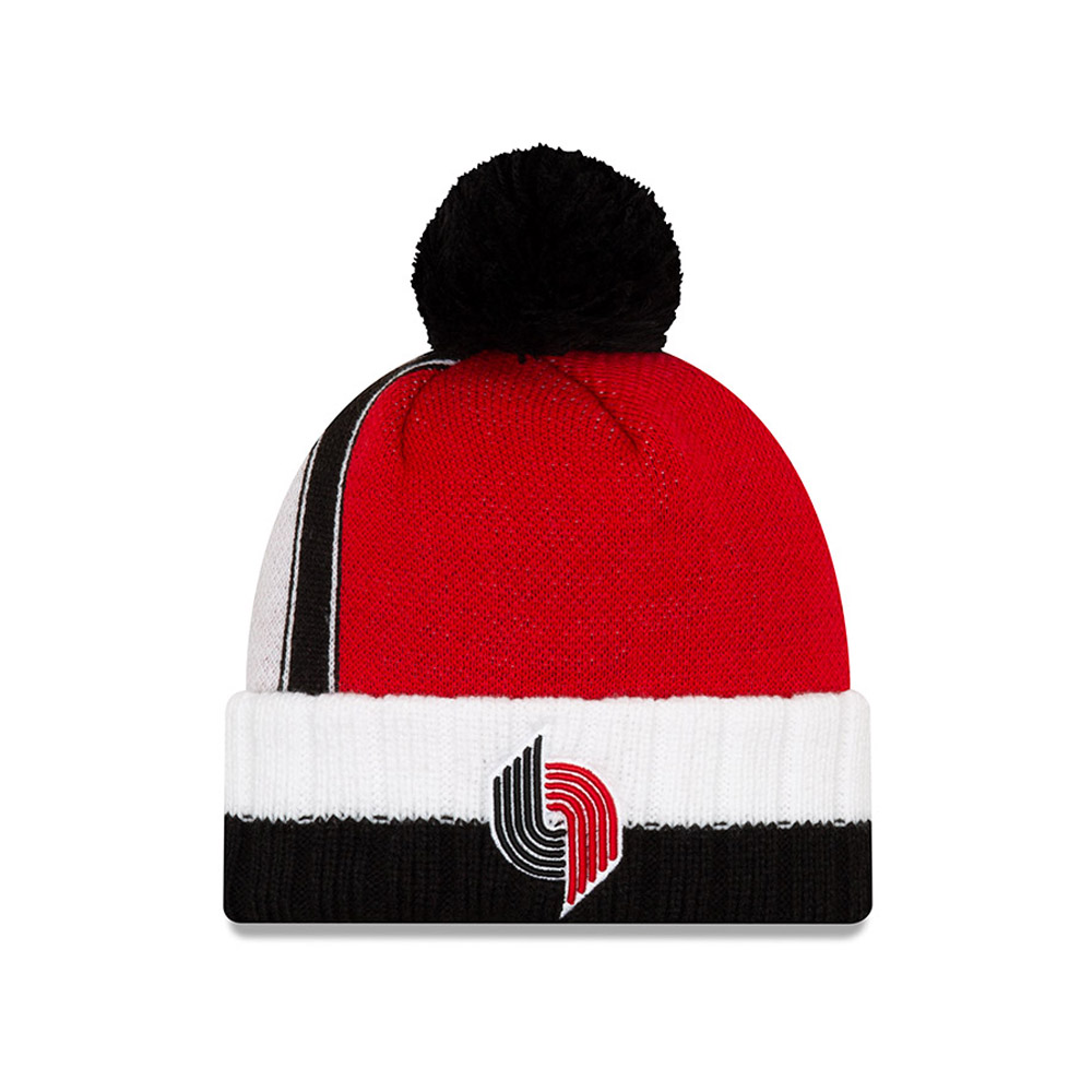 Portland Trailblazers Hard Wood Classic Knit
