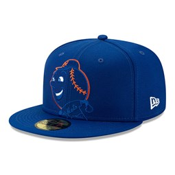 New York Mets Element Logo 59FIFTY Cap