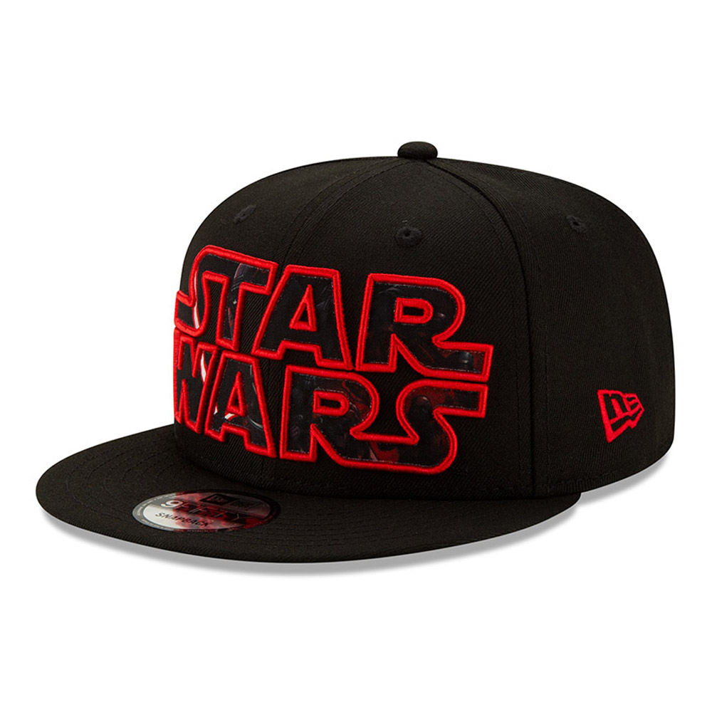 Star Wars Dark Side Wordmark 9FIFTY Snapback Cap