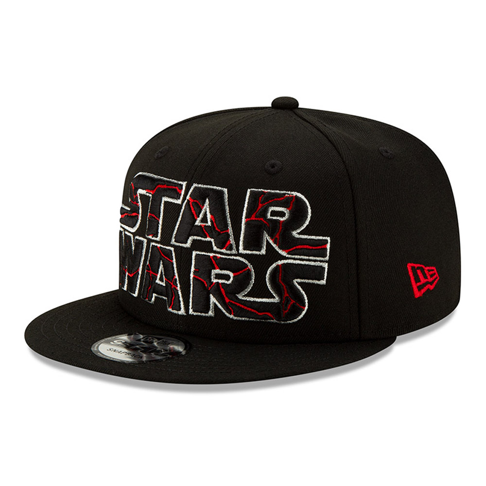 Star Wars Cracked Wordmark 9FIFTY Snapback Cap