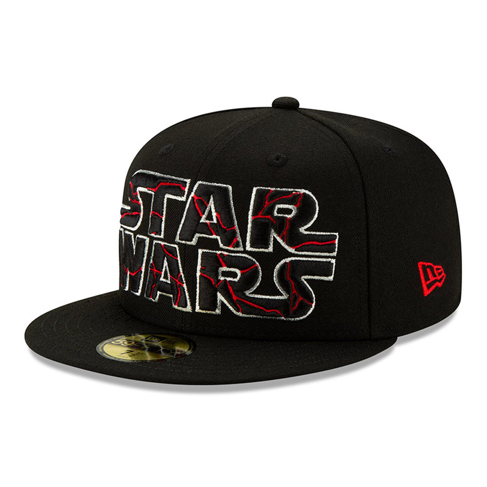 Star Wars Cracked Wordmark 59FIFTY Cap