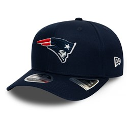 New England Patriots Navy Stretch Snap 9FIFTY Cap