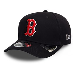 Boston Red Sox Stretch Snap 9FIFTY Cap