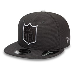 NFL Official Logo Outline Grey 9FIFTY Snapback Cap