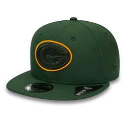 Green Bay Packers Outline Green 9FIFTY Snapback Cap