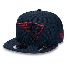 New England Patriots Outline Navy 9FIFTY Snapback Cap