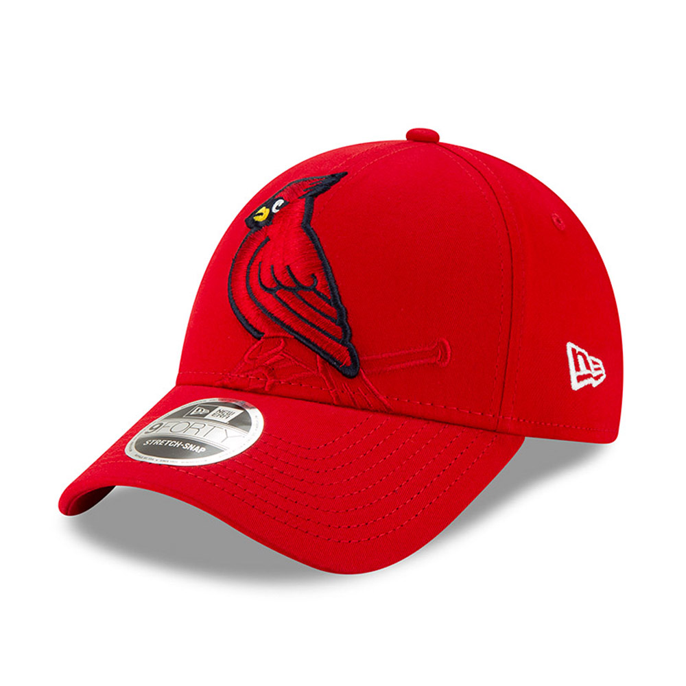 St. Louis Cardinals Element Logo Stretch Snap 9FORTY Cap