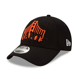 San Francisco Giants Element Logo Stretch Snap 9FORTY Cap