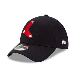 Boston Red Sox Element Logo 39THIRTY Cap