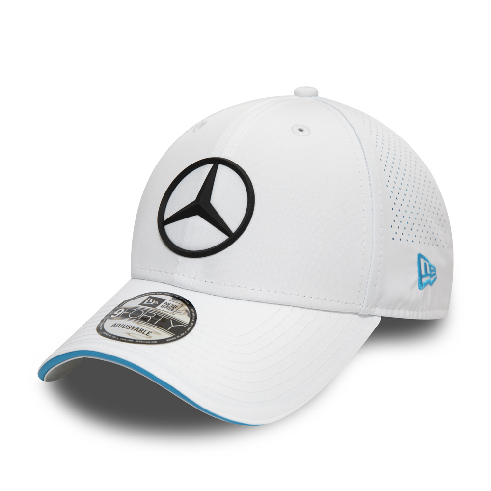 Mercedes-Benz Formula E Replica White 9FORTY Cap