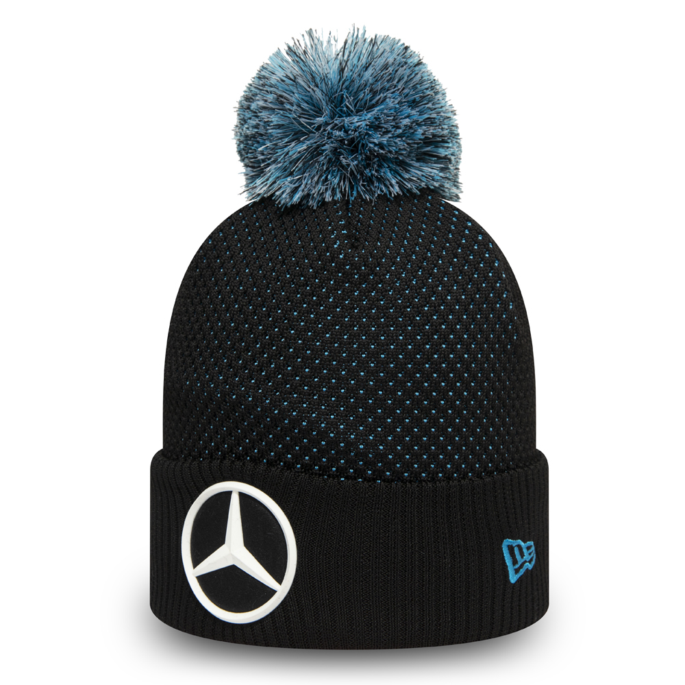 Mercedes-Benz Formula E Replica Blue Knit