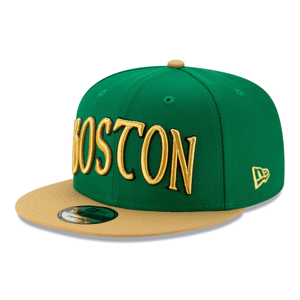 Boston Celtics City Series 9FIFTY Cap