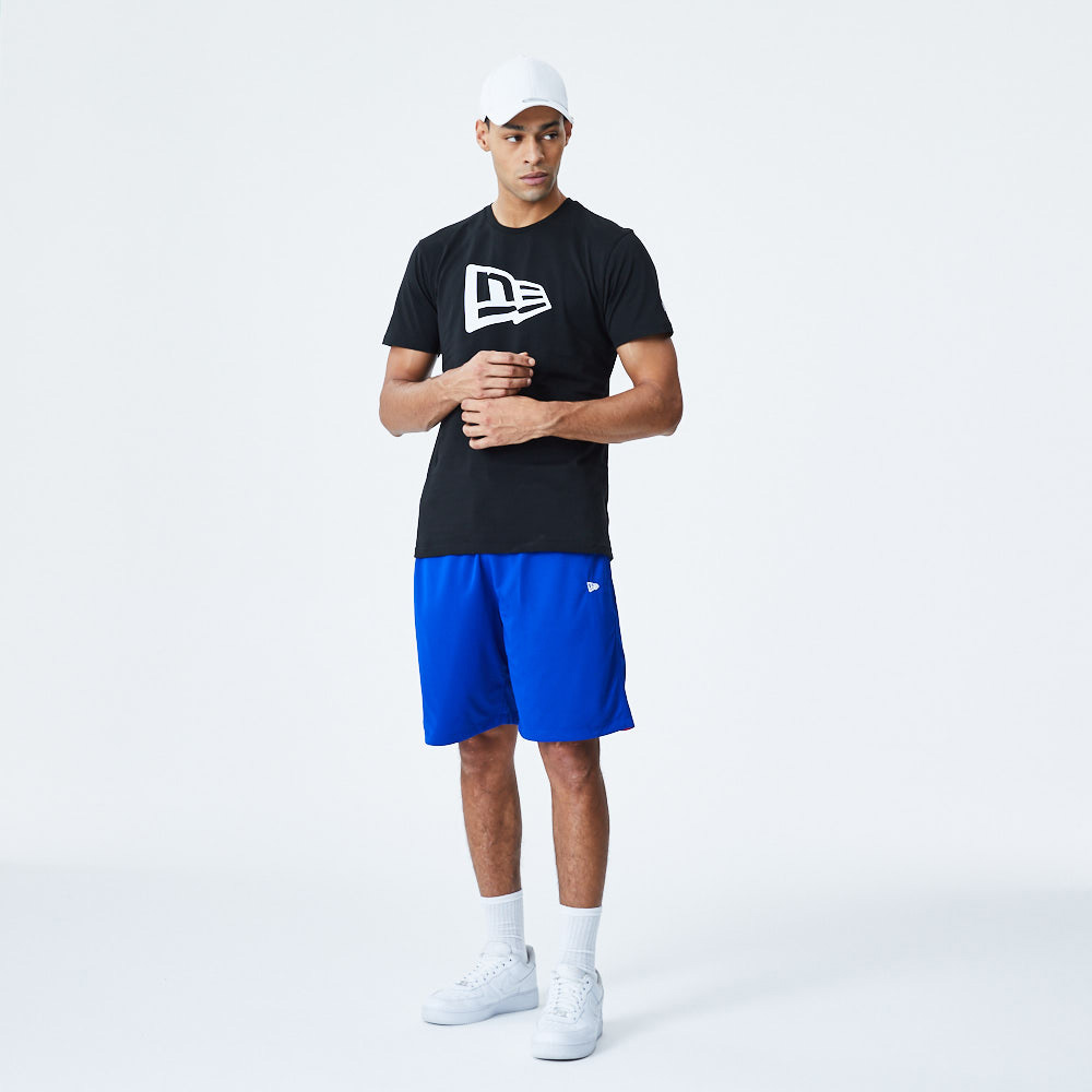 New Era Red and Blue Reversible Shorts