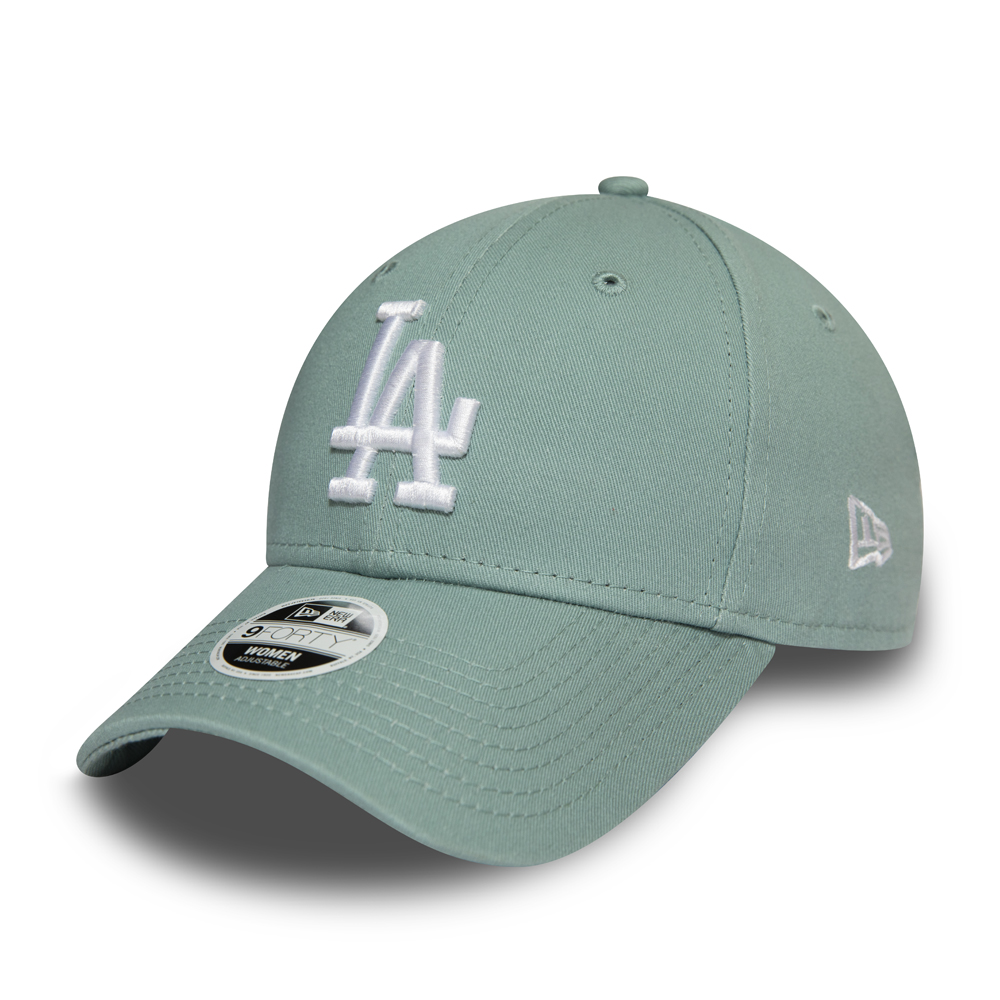 Los Angeles Lakers Womens Essential Pastel Blue 9FORTY Cap