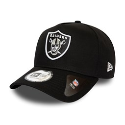 Oakland Raiders Black A-Frame 9FORTY Cap