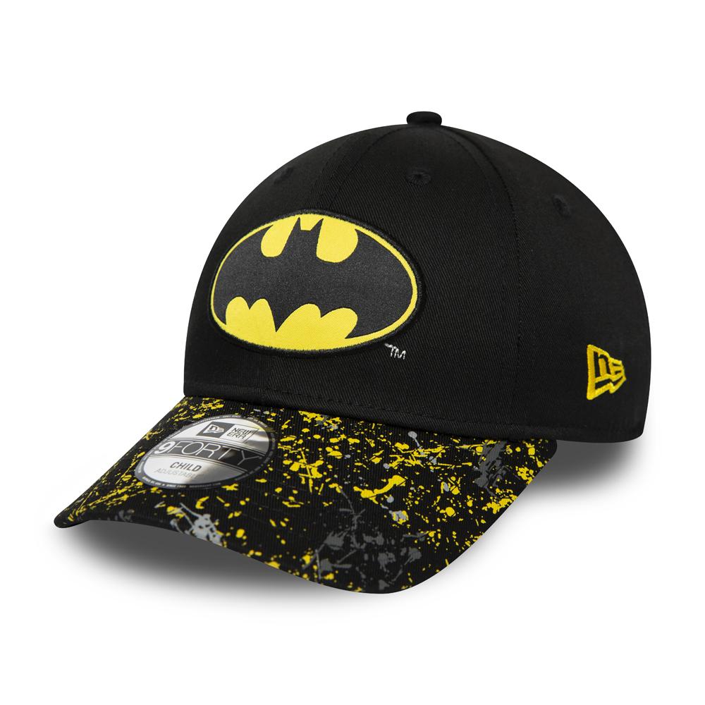 DC Comics Batman Black /& Yellow 59Fifty Cap