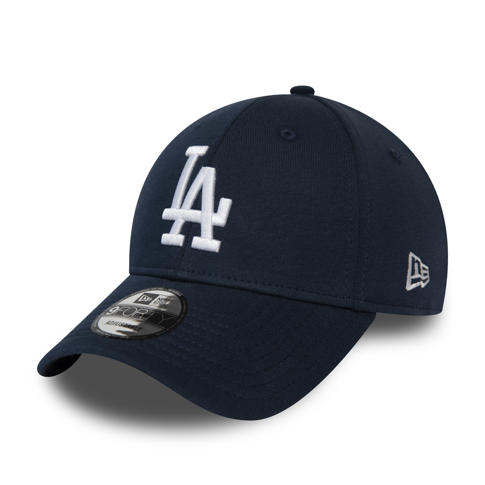Los Angeles Dodgers Jersey Navy 9FORTY Cap