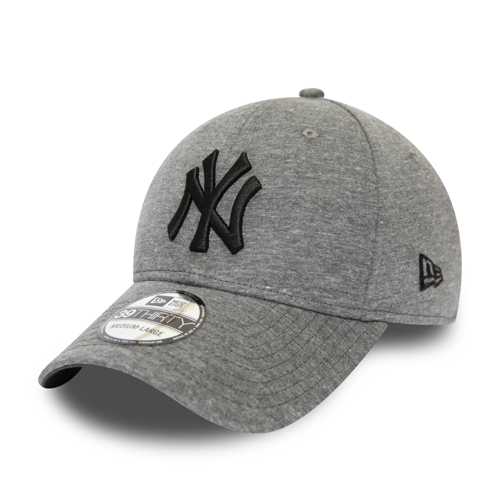 Jersey New York Yankees Gris New Era 9Forty Strapback Cap