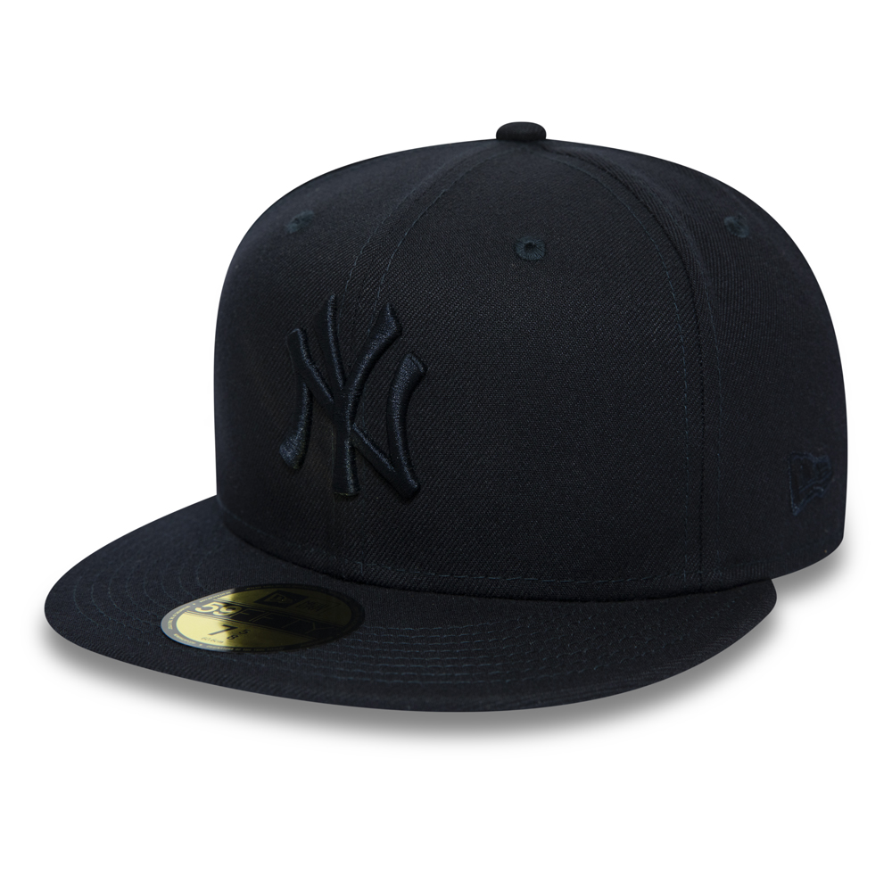 New York Yankees Essential Navy 59FIFTY Cap