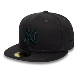New York Yankees Essential Grey 59FIFTY Cap