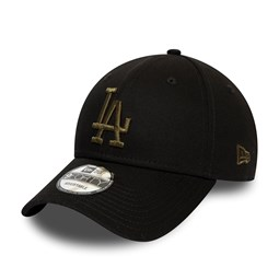 Los Angeles Dodgers Essential Black 9FORTY Cap